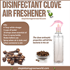 disinfectant clove air freshener