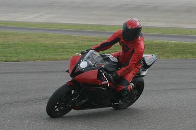 Black/Red R6