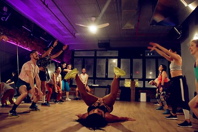 "The Launch of ""WERK OUT"" at the Ness in New York City"
