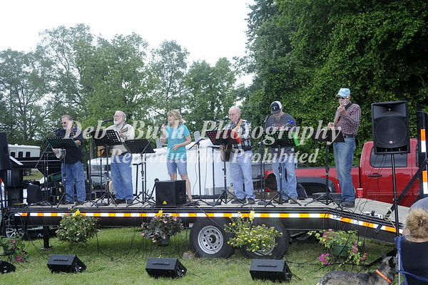 FURR  BLUEGRASS BAND