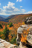 WV HOPEVILLE DOLLY SODS WILDERNESS ROHRBAUGH TRAIL RED CREEK CANYON OCTAB_MG_2680bMMW