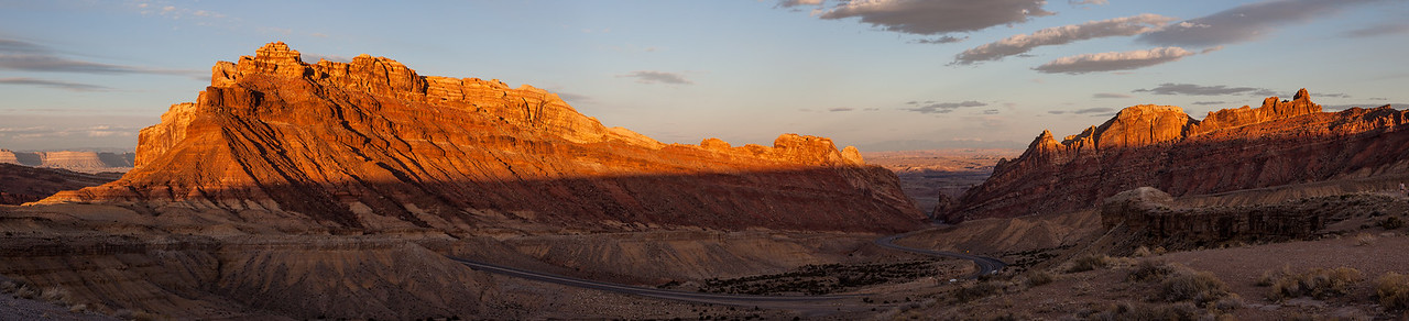 Eastern edge of San Rafael Swell