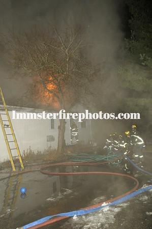 Westbury fire