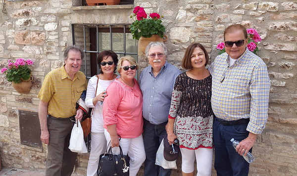 Assisi lunch and visit
