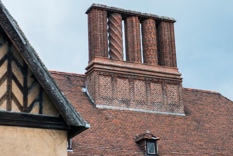 Schloss Cecilienhof master brickwork.