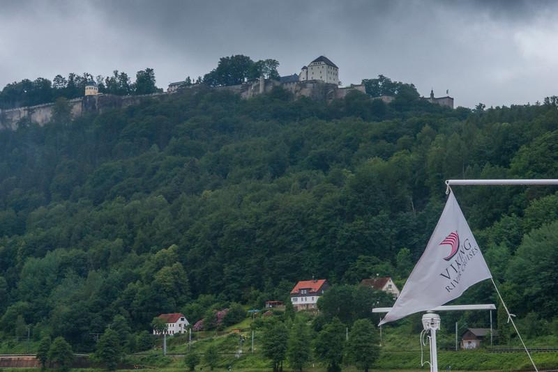 Festung, Koenigstein fortress.