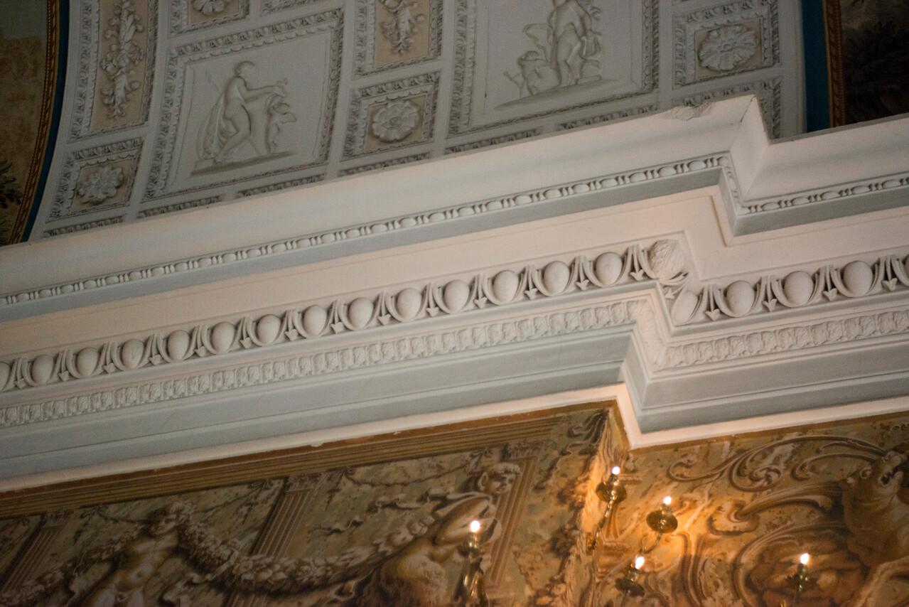 Wörlitz Palace detail.