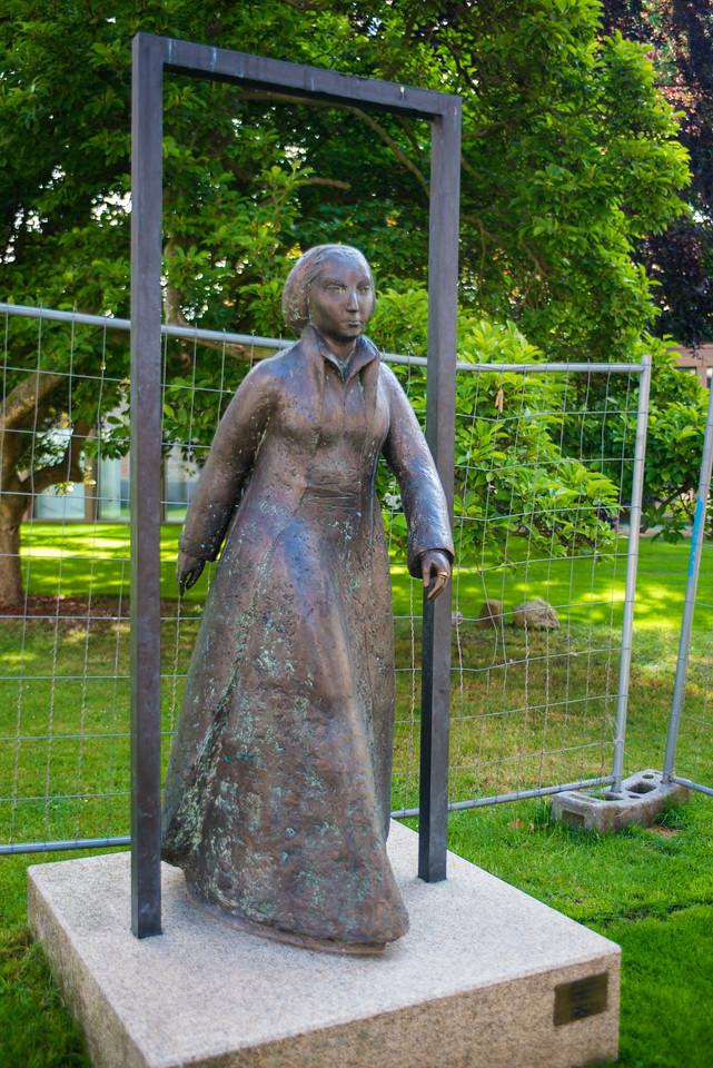Luther's wife, Katharina von Bora.