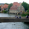 """A town of 70,000 at the confluence of the Main River and the 106 mile long Main-Danube Canal.  The town is sometimes referred to as """"Little Venice"""" due to all the canals."""