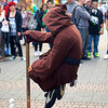 Street performer.