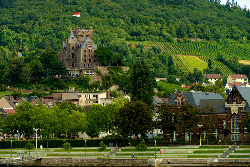Klopp Castle, Bingen.