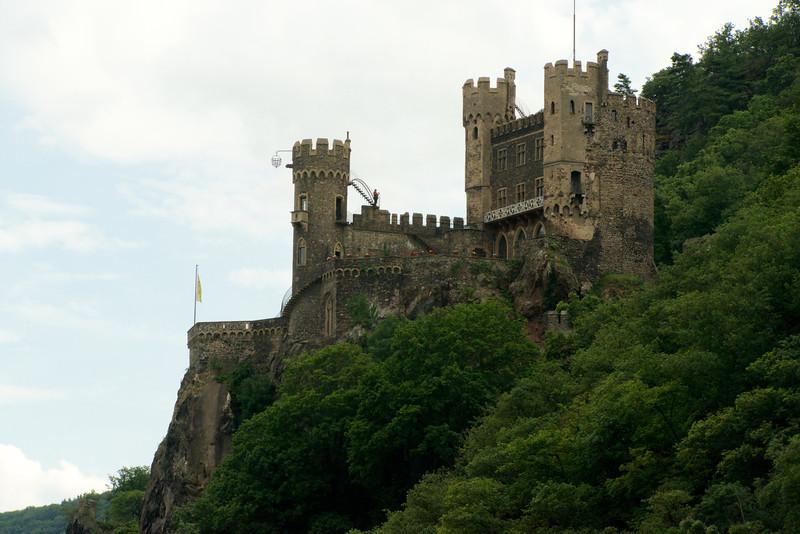 Rheinstein Castle, Trechtingshausen.