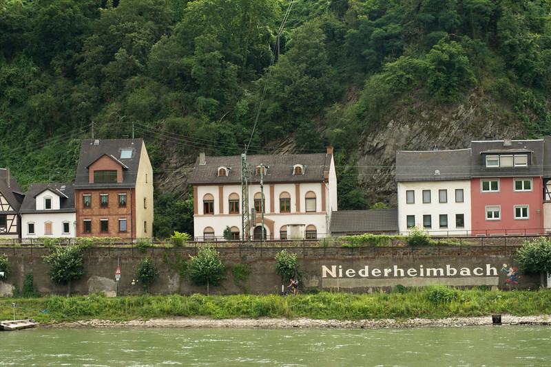 Niederheimbach, Germany.