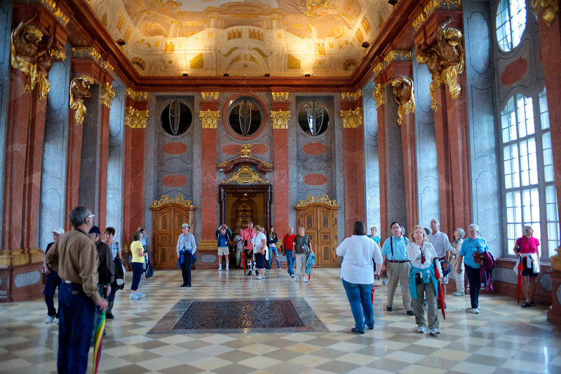 The Marble Hall.