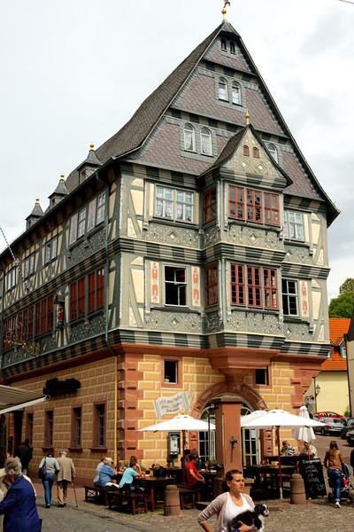 Zum Riesen, reputed to be the oldest tavern in Germany.