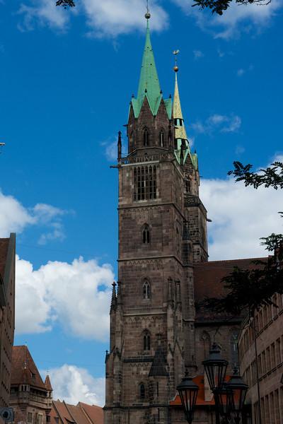 Saint Sebaldus Church.
