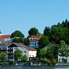 Passau from the Danube.