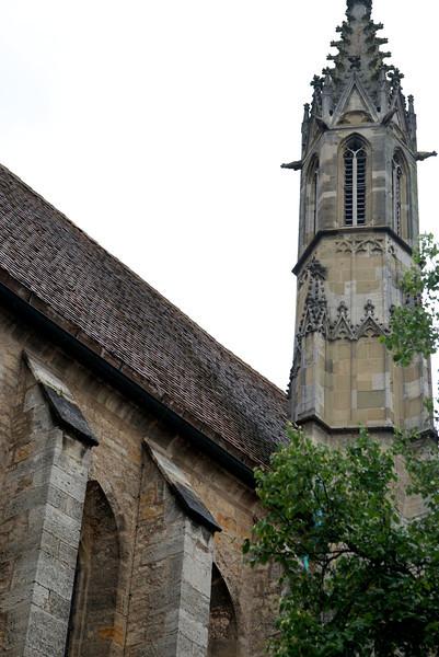 St. Jakob's Kirche.