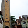 "The ""Burgturm"" (Castle Tower)."