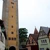 """The """"Burgturm"""" (Castle Tower)."""