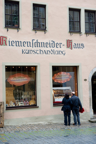 A bakery near the Marktplatz.