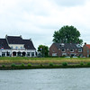 The Kiderdijk Hotel and surrounding neighborhood.