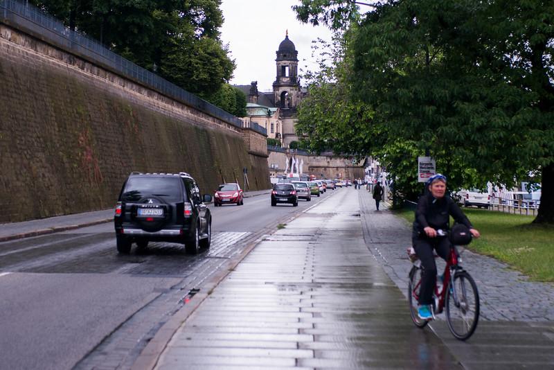 Dresden street.