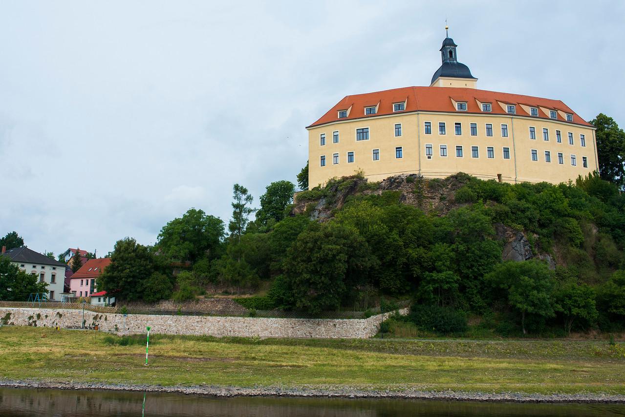 Schloss Hirschstein, Hirschstein, Germany. (chateau)