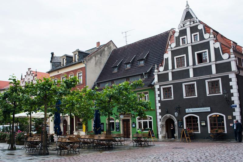 Meissen shops.