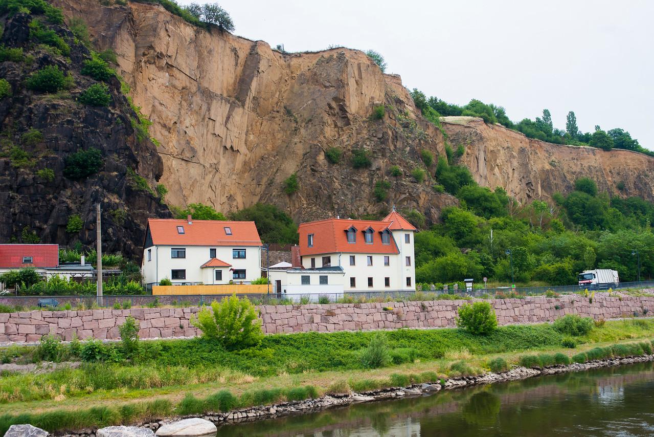 Saxon Switzerland terrain.