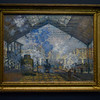 Gare Saint-Lazare, Claude Monet.
