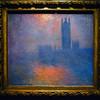 London House of Parliament, 1900, Claude Monet.