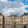 Palais du Luxembourg. Seventeenth Century palace and senate building.