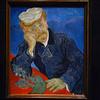 Dr. Paul Gachet, 1890, Van Gogh.
