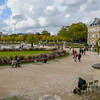 Luxembourg Gardens<br /> (Le Jardin du Luxembourg).