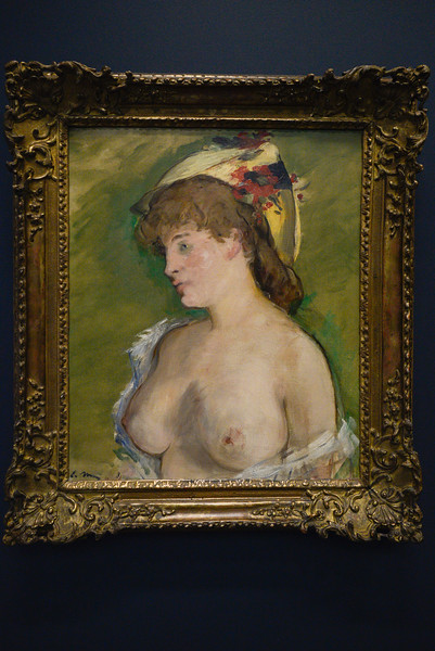 Berthe Morisot, Edoard Manet.