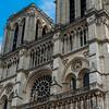 Cathédrale Notre-Dame de Paris.