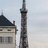 Petite Tour Eiffel, Lyon, France.
