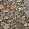 Rustic, original  cobblestone streets.