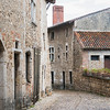Due to its medeival appearance, Pérouges has served as the setting for several movies including Les trois mousquetaires, French: 1961 (The Three Musketeers).