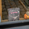 Ooh-La-La!   A local delicacy.  And...Halloween has recently found a foothold in Lyon and France in general.