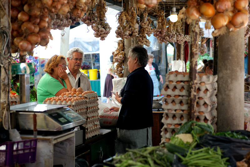 GARLIC VENDOR