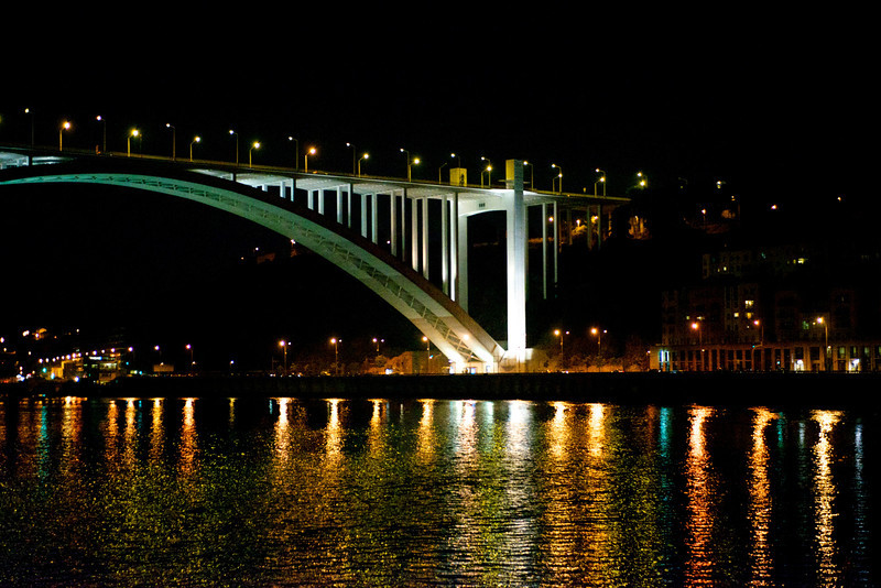 Ponte du Infante, Porto