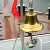 The Prestige ship's bell.