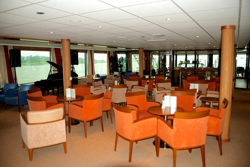 The Aquavit Lounge.