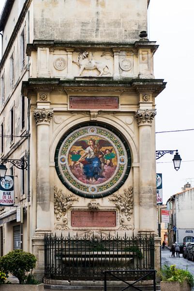 Rue Voltaire, Arles.
