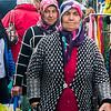 Vienne street marche (market) shoppers.