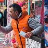 Vienne street marche (market) seller.  Fournisseur soif.