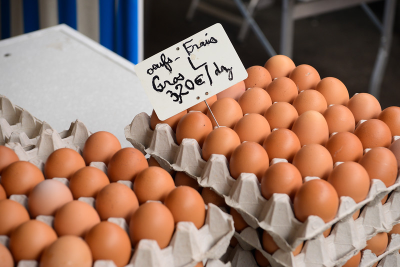 Eggs, French, Wholesale.