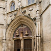 The Saint-Agricol d'Avignon church was founded in the 10th century over the ruins of an ancient mediaeval structure.